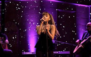 尽管伦敦周六(6月3日)发生恐袭,但美国歌手亚莉安娜(Ariana Grande)周日晚在曼彻斯特举行的慈善演出会照常进行,但会增加额外安检。(Photo by Charley Gallay/Getty Images for Tiffany & Co.)
