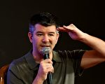 優步(Uber) 創始人兼CEO特拉維斯·卡蘭尼克( Travis Kalanick )週二(6月21日) 被迫宣布辭任 CEO 一職。(MONEY SHARMA/AFP/Getty Images)
