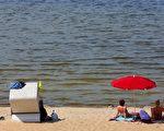 德國人願意旅遊捨得花錢。    (WOLFGANG KUMM/AFP/Getty Images)