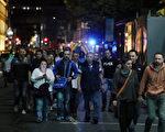 上周六(6月3日)晚,伦敦发生恐袭事件,造成7人死亡,数十人受伤。(Photo by Dan Kitwood/Getty Images)