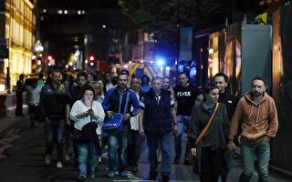 """因""""贪吃""""玉米 中国留学生躲过伦敦恐袭"""