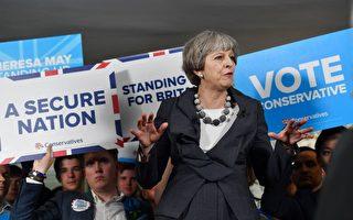 英大選在即 保守黨民調慘跌 到底發生什麼