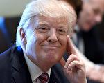 週三(6月14日)是美國總統川普(特朗普)的71歲生日,也是他入主白宮後的第一個生日。(Olivier Douliery-Pool/Getty Images)