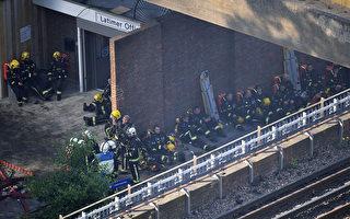 【伦敦大火】 最让消防员心痛的抉择