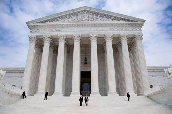 美国最高法院驳回一项禁止贬低名人商标的法律。   (JIM WATSON/AFP/Getty Images)