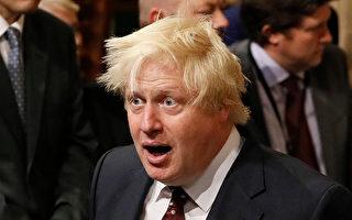 图说英国:航母、男生的短裙和约翰逊的发型
