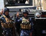 伊拉克军官周一(6月26日)表示,从IS武装分子手中收复摩苏尔的战斗将在未来几天内结束,IS在该地区的企图反击已经失败。(AHMAD AL-RUBAYE/AFP/Getty Images)