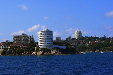 悉尼海滨区房价大涨