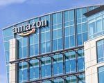 Amazon亚马逊在硅谷的办公楼之一。(李欧/大纪元)