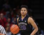 NBA76人在得到状元签之后将会选择来自华盛顿大学的控卫马克尔.富尔茨(Markelle Fultz)。(Christian Petersen/Getty Images)