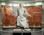 """美国国家历史博物馆(National Museum of American History)二楼新展厅:""""我们共同建立的国家(The Nation We Built Together)""""。(美国国家历史博物馆提供)"""