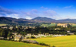 苏格兰风光明媚,可称得上是欧洲风景最优美的地区。 (Jeff J Mitchell/Getty Images)
