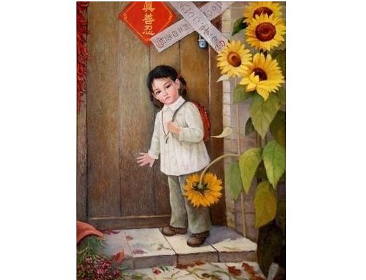 在中国,有这样一批孩子,在本该享有阳光自由的时候,生活却充满了恐惧和无助;在本应享有父母的呵护时,却过早的体味了悲苦。他们是法轮功学员的孩子。(明慧网)