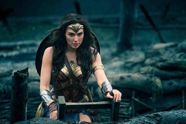 《神力女超人》(Wonder Woman)剧照。(华纳兄弟提供)