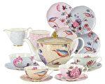 陶瓷餐具是每个家庭的必备之物,毕竟碗、碟、茶杯要为每餐服务,所以最能体现出主人的用餐习惯、生活品质与品味。(大纪元)