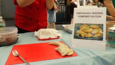 西班牙饺子。