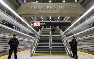 曼哈頓2大道地鐵只完成了一期工程,剩下的工程估計會受到聯邦削減預算的影響。 (Drew Angerer/Getty Images)