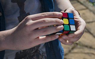 14秒速解魔方 澳洲神童受邀参加国际锦标赛
