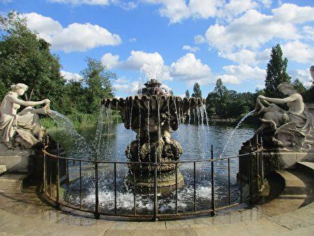 海德公園(pixabay)