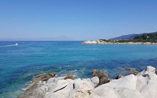 希臘的愛琴海。(Pixabay )