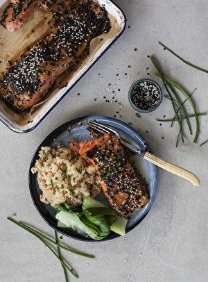 新西兰烹饪大师Annabel Langbein的烹饪作品。(主办方提供)