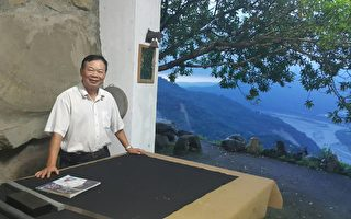 国画名家彩绘庙宇壁画 发扬传统艺术教化精神