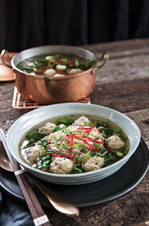 各国风味的美食展不乏亚洲料理。(主办方提供)