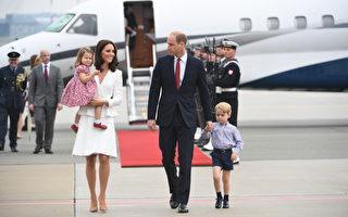 為何英國喬治王子總是穿短褲外出?