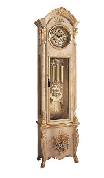 传承自欧洲文艺复兴以来的古典与浪漫。图为意大利GALLO Ga-309。(得宝钟表提供)