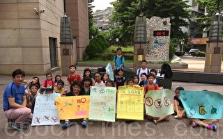 台北市小记者培训营 鼓励儿少善用媒体 关心社区