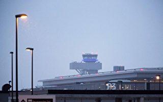 7月18日,欧洲最大的廉价航空公司——瑞安要求,柏林应该建第三个机场。柏林目前有两个机场在运作,一个新机场在建。后者一旦启用,旧机场得关闭。图为在建机场BER。(Carsten Koall/Getty Images)