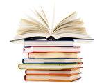 書籍堆棧。(fotolia)