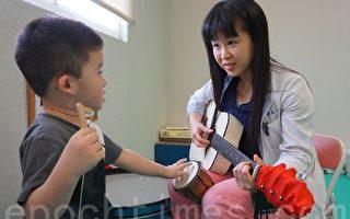 音樂治療 舞動孩子生命旋律