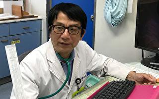 雙重感染A流B流 3月大嬰兒住院