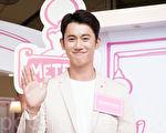 艺人吴慷仁7月24日在台北出席活动担任一日店长。(陈柏州/大纪元)