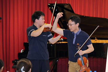 新唐人亞太台10週年 古典音樂大師講座爆滿