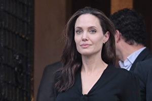好莱坞女星安洁莉娜裘莉。(Photo by Milos Bicanski/Getty Images)