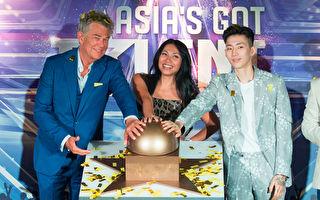"""《亚洲达人秀》公布名人评审团,包括韩国歌手Jay Park(右二)、领奖无数的大卫‧福斯特(左二)、荣获《世界音乐大奖》的""""印尼歌姬""""安谷(中)共组名人评审团。(索尼影业亚洲电视网提供)"""