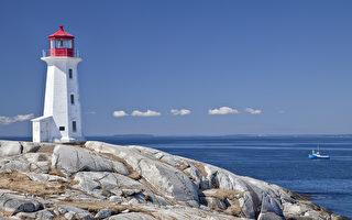 大西洋省的特色景观——碧海﹑蓝天﹑灯塔。(Fotolia)