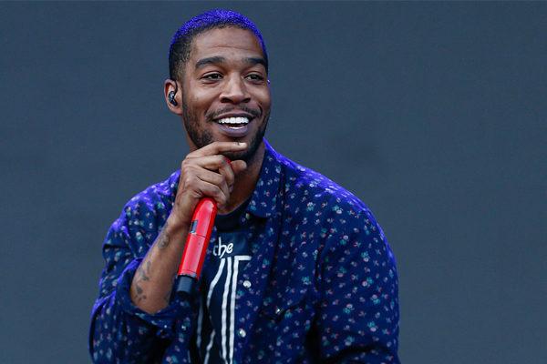 本最喜欢的饶舌歌手,基德·酷迪。(Michael Hickey/Getty Images)