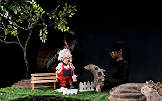 台灣偶戲亞維儂展童趣  法觀眾跋涉觀賞