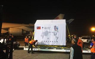 台福衛5號順利運抵洛杉磯 將轉往發射地點