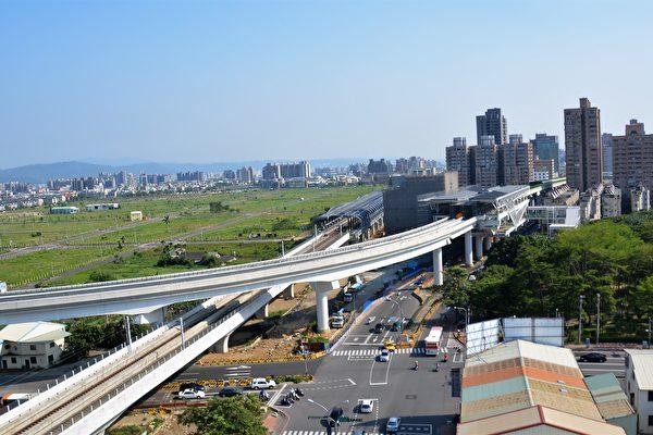 台中市軌道建設提案捷運藍線等四項,確定納入行政院10日公布前瞻基礎建設第一期。(台中市政府提供)