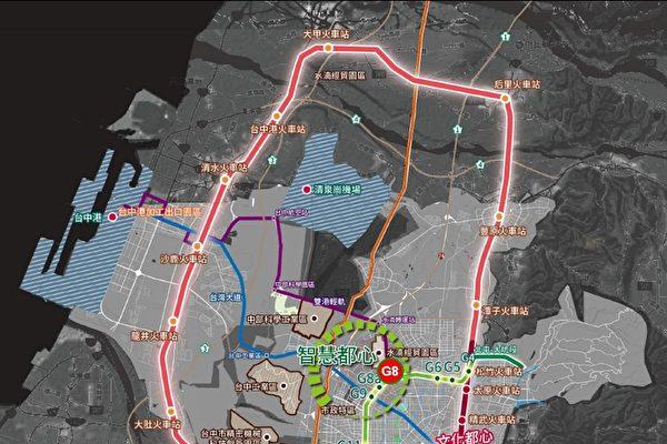 台中捷運綠線除了G8站外,其他6站近期也將陸續對外招商,交通局訂於8月2日舉辦「捷運綠線土地開發招商國際研討會」。(台中市政府提供)