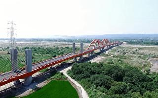 区域治理新地标 溪尾大桥完工车程少45分