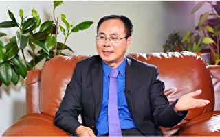 原中共中央政治局常委、中纪委书记尉健行撰稿人王友群博士(作者提供)
