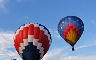 切斯特郡第11届热气球节。(司瑞/大纪元)