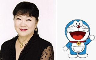 《哆啦A夢》配音失智多年 演員老伴病逝