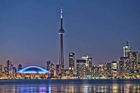 T加拿大第一大城市多伦多。(Fotolia)