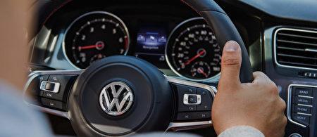 7.5代 Volkswagen Golf GTI 。(Volkswagen提供)